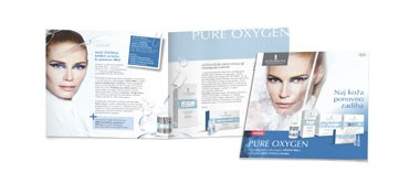PURE OXYGEN